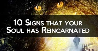 10 Signs That Your Soul Has Reincarnated Several Times