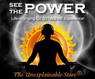 The Unexplainable Store Brainwave Experience