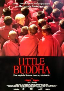 Little Buddha move reincarnation