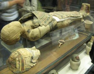 Reincarnation in Ancient Egypt