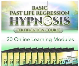Past Life Hypnosis Certification